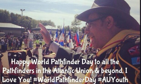 Happy World Pathfinder Day...