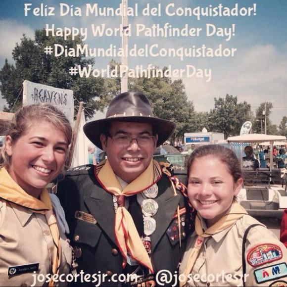 Felíz Día Mundial del Conquistador!