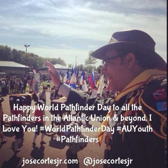 Happy World Pathfinder Day...